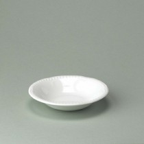 Churchill Buckingham White Oatmeal Bowl 18cm/7""