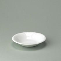 """Churchill Buckingham White Oatmeal Bowl 18cm/7"""""""