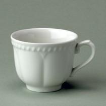 Churchill Buckingham White Elegance Tea Cup 22.5cl/8oz