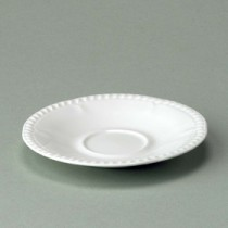 Churchill Buckingham White Large Saucer 15.2cm/6""