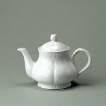 Churchill Buckingham White Teapot 1 pint