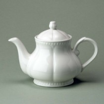 Churchill Buckingham White Teapot 2 pint