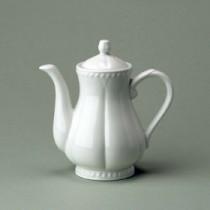 Churchill Buckingham White Coffee Pot 1 Pint