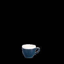 Churchill Monochrome Espresso Cup Sapphire Blue 10cl-3.5oz