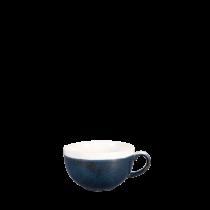 Churchill Monochrome Cappuccino Cup Sapphire Blue 22.7cl-8oz