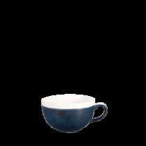 Churchill Monochrome Cappuccino Cup Sapphire Blue 34cl-12oz