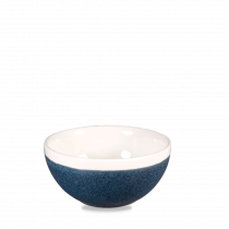 Churchill Monochrome Soup Bowl Sapphire Blue 47cl-16oz