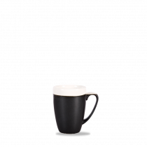 Churchill Monochrome Mug Onyx Black 34cl-12oz