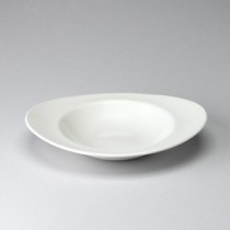 Churchill Orbit Oval Soup Plate 27x22cm/10.75x8.75""