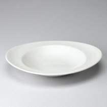 Churchill Orbit Oval Pasta Plate 30x27cm/12x10.5""