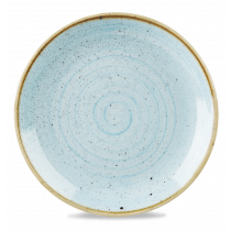 Churchill Stonecast Coupe Plate Duck Egg Blue 32.4cm-12.75""