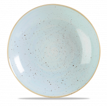 Churchill Stonecast Coupe Bowl Duck Egg Blue 240cl-84.5oz