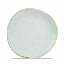 Churchill Stonecast Organic Round Plate Duck Egg Blue 21cm-8.25""