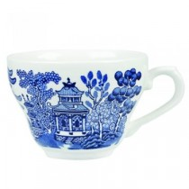 Churchill Vintage Georgian Blue Willow Teacup 20cl/7oz