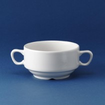 Churchill Consomme Bowl Handled 51cl/14oz