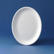 Churchill Oval Plate 25.5cm/10""