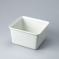 "Churchill White Rectangular Casserole Dish 7""X6.5"""