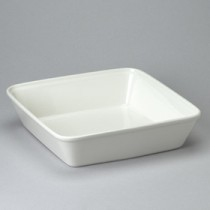 "Churchill White Square Baking Dish 10""X10"""