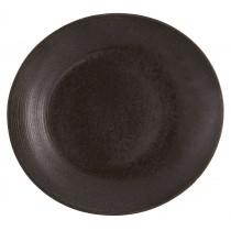 "Casa Alegre Dinner Plate Bronze 29.5x27.4cm-11.6x10.75"""