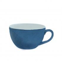 Sango Java Cappuccino Cup Horizon Blue 24cl-8.5oz