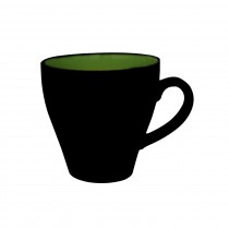 Sango Kyoto Coffee Cup Green 14cl-5oz