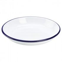 Berties Enamel Rice or Pasta Plate 18cm