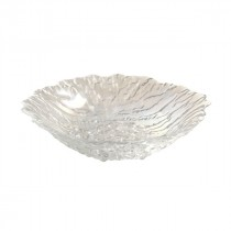 Berties Glacier Glass Salad Bowl 25cm/9.8""