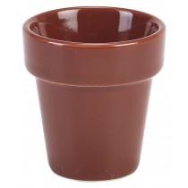 {Genware Terracotta Plant Pot 5.5x5.8cm}