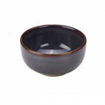 "Terra Stoneware Blue Round Bowl 11.5cm/4.5"""