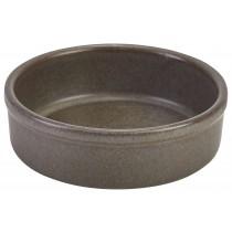 """{Terra Stoneware Antigo Tapas Dish 10cm/4\""""}"""