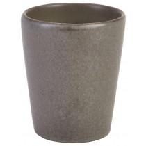 {Terra Stoneware Antigo Conical Cup 32cl/11.25oz}