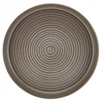 """Terra Stoneware Presentation Plate Antigo 18cm-7"""""""