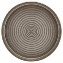 """Terra Stoneware Presentation Plate Antigo 26cm-10.25"""""""