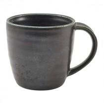 Terra Porcelain Mug Black 32cl-11.25oz