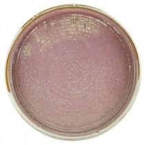 "Terra Porcelain Presentation Plate Rose 18cm-7"""