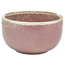 "Terra Porcelain Round Bowl Rose 12.5cm-4.9"""