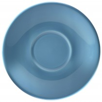 "{Genware Saucer Blue 12cm/4.7\""}"