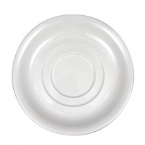 Genware RG Double Well Saucer 15cm-6""