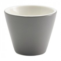 "Genware Conical Bowl Matt Finish Slate 6cm/2.25"" Diameter"