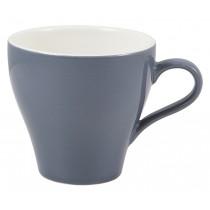 Genware Tulip Cup Grey 28cl-10oz