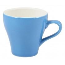 Genware Tulip Cup Blue 9cl-3oz