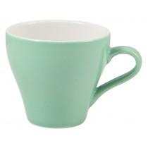 Genware Tulip Cup Green 18cl-6.25oz