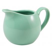 Genware Milk Jug Green 14cl-5oz