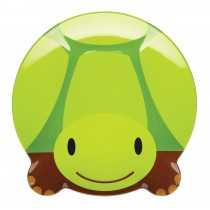 Kitchencraft Melamine Turtle Shaped Plate 20cm