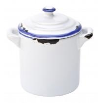 "Utopia Avebury Blue Mini Pot 6cm/2.25"""