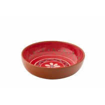 """Utopia Estrella Fiesta Red Bowl 18cm/7"""""""