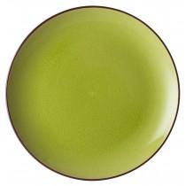"""Utopia Soho Verdi Coupe Plate 16cm/6.25"""""""