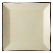 "Utopia Soho Stone Square Plate 25cm/10"""