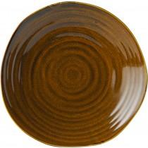 "Utopia Tribeca Malt Plate 21cm/8.25"""