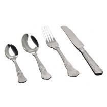 Genware Kings Dessert Spoon